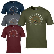 Speedometer 1988 Birthday T-Shirt - Funny Feels Age Year Present Mens Gift